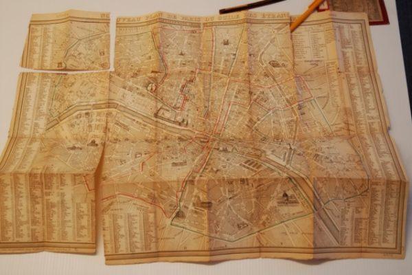 Nouveau Plan de Paris ou Guide des Étrangers