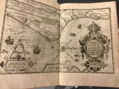 Speculum Nauticum Super Navigatione Maris Occidentalis Confectu…