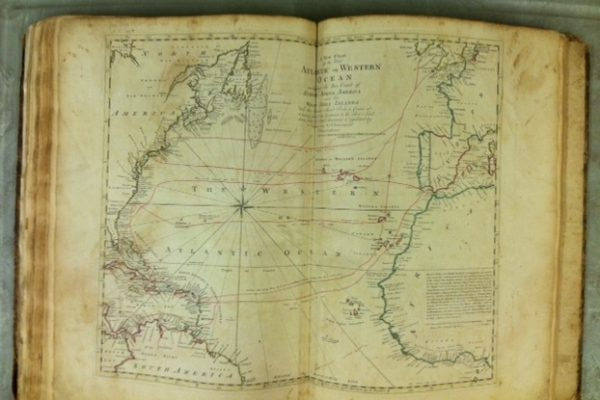 A General Atlas of Thirty-Six New and Correct Maps