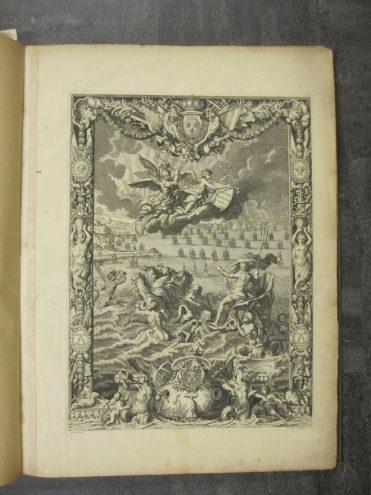 Le Neptune François, òu Recueil des Cartes Marines, Levées et Gravées par Ordre du Roy (vol. 1)