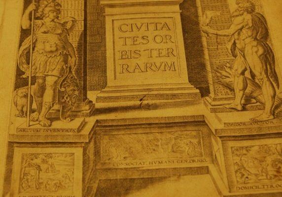 Civitates Orbis Terrarum Vol. I (parts 1-3)