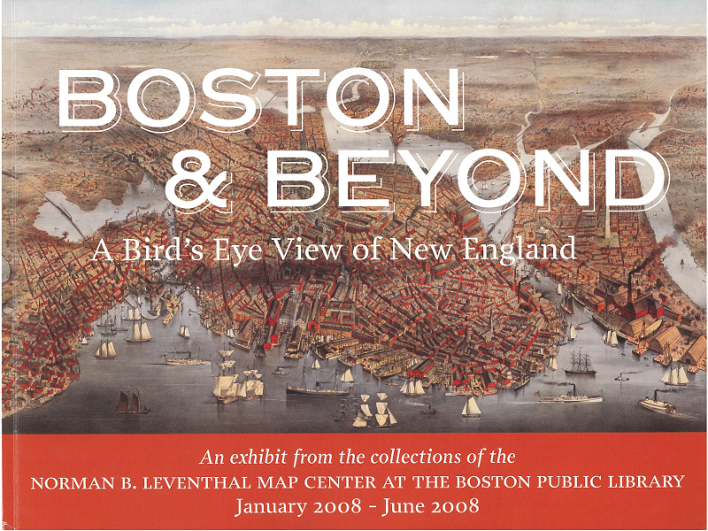 Catalog cover for Boston and Beyond