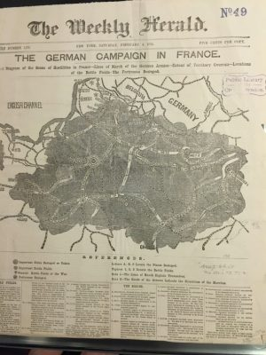 The German Campaign in France