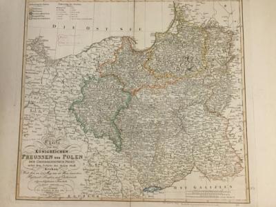Charte von den Königreichen Preussen und Polen dem Grosherzogthum Posen…