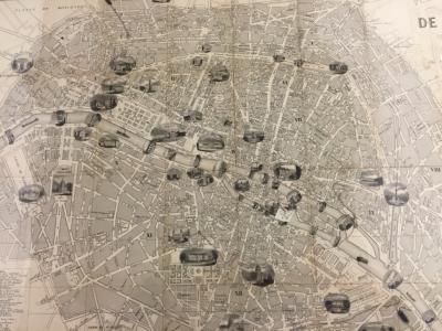 Plan Pittoresque de la Ville de Paris