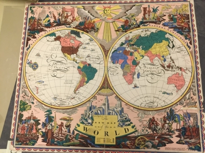 New Map of the World