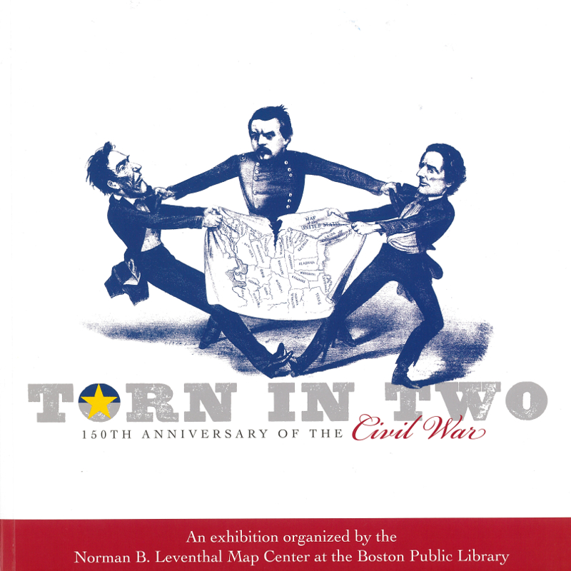 Catalog cover for Torn in Two