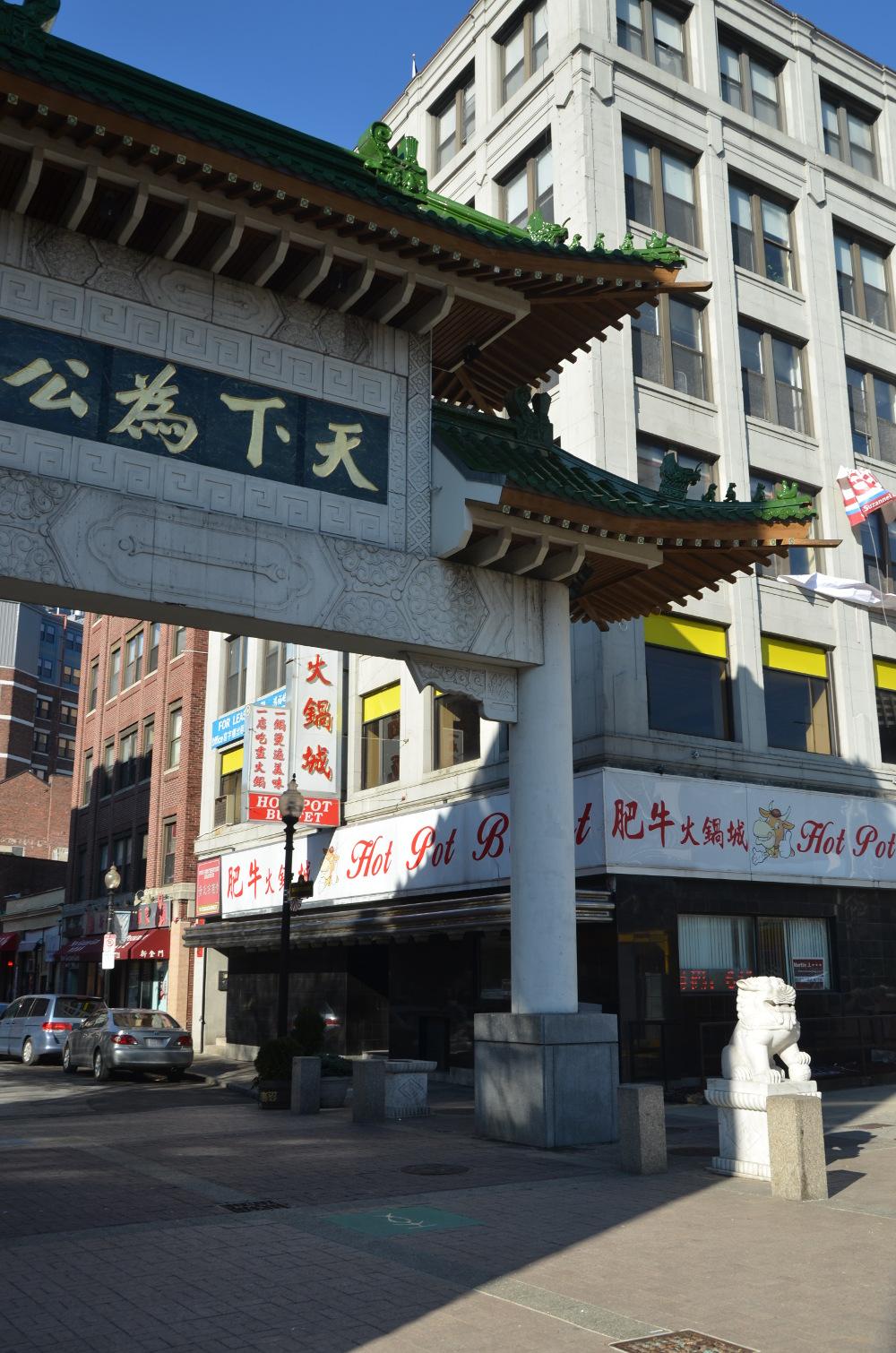 3a chinatown gate