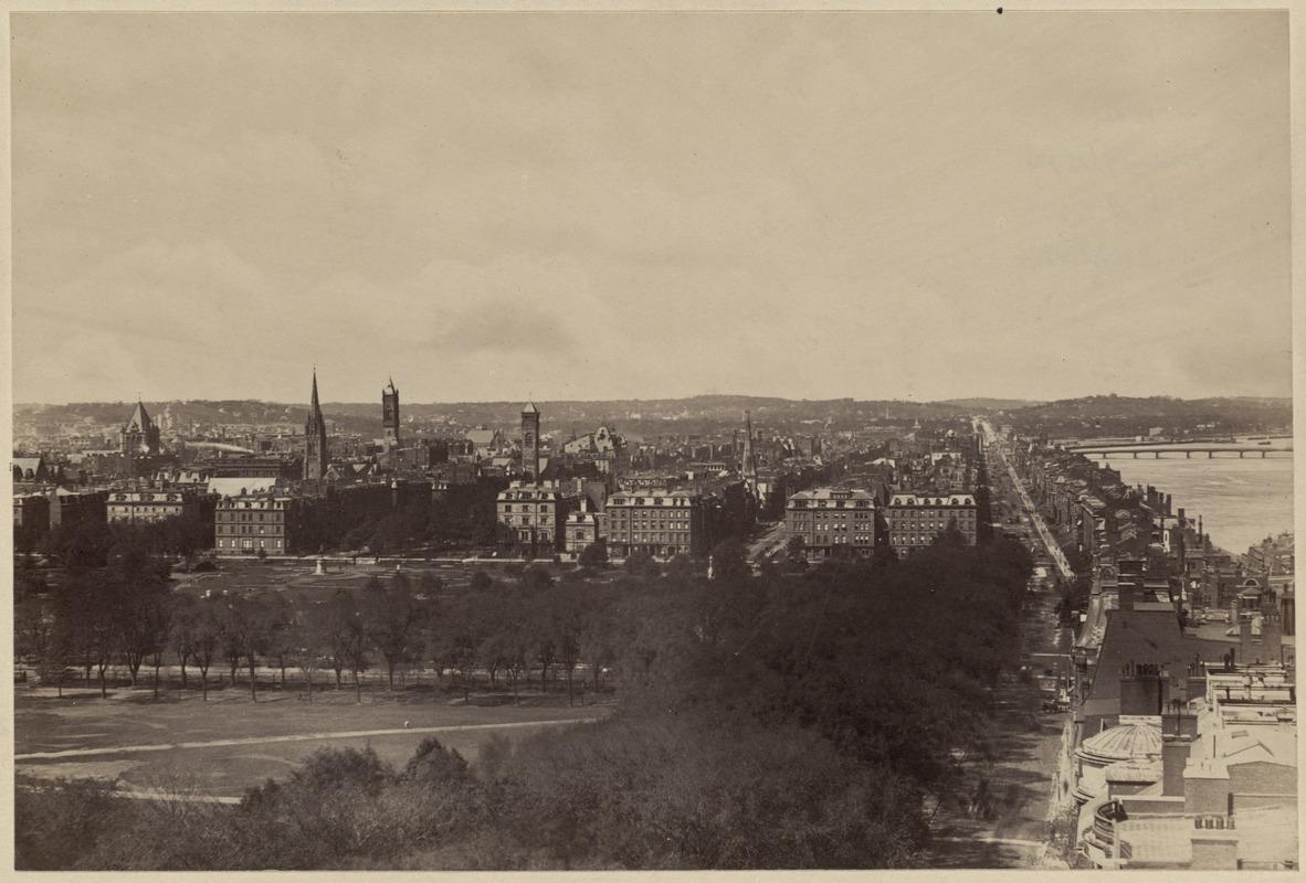 Back bay 1895