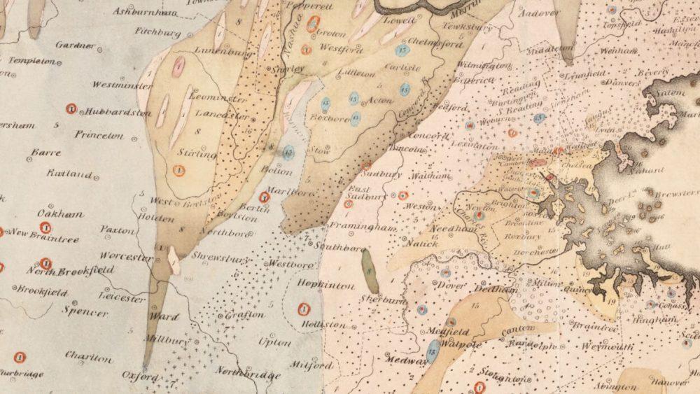 geological map massachusetts detail