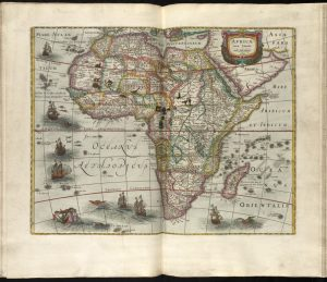 """""""With Savage Pictures Fill their Gaps"""": On Cartographers' Fears of Blank Spaces @ Commonwealth Salon, Boston Public Library"""