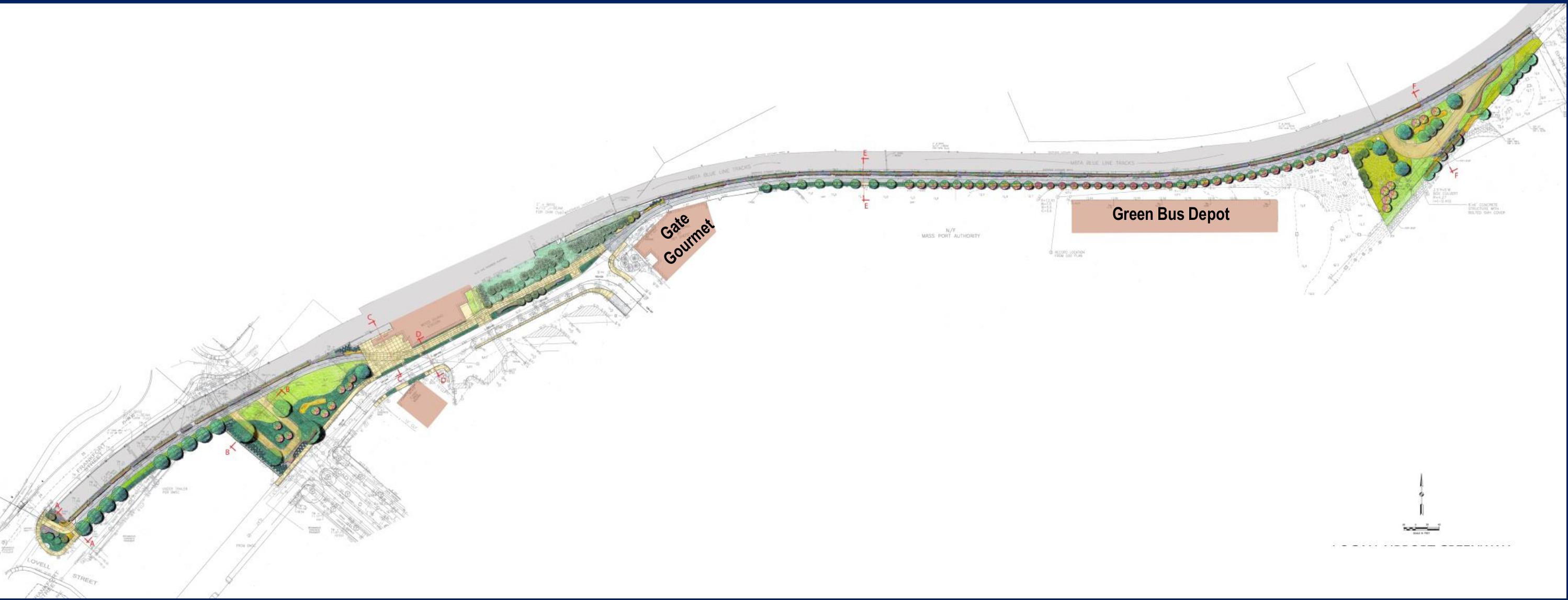 Br34 logan airport greenway connector