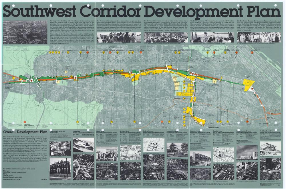 Br40 southwest corridor plan