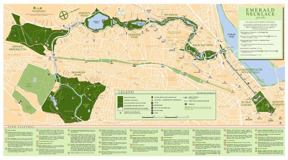 Br45 emerald necklace map