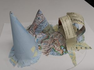 Art Making with Maps @ Leventhal Map & Education Center