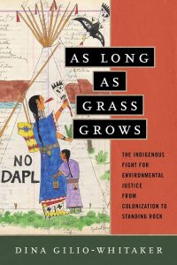 As Long as Grass Grows: The Indigenous Fight for Environmental Justice from Colonization to Standing Rock @ Commonwealth Salon, Central Library in Copley Square