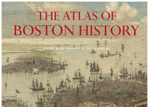 The Atlas of Boston History @ Rabb Hall, Central Library in Copley Square