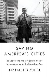 Lizabeth Cohen: Saving America's Cities @ Raab Hall, Boston Public Library