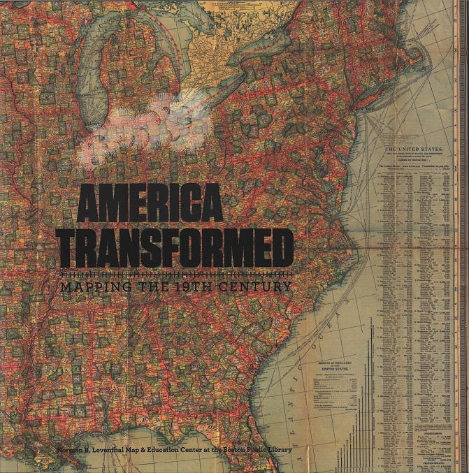 Catalog cover for America Transformed